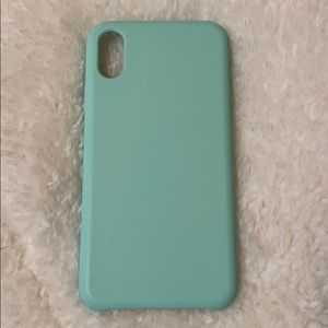 💚iPhone X/XS silicone phone case!💚